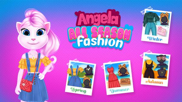 >Angela All Season Fashion