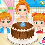 Bánh sinh nhật cho mẹ
