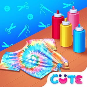 Design With Me Cute Tie Dye Tops