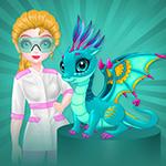 Laboratório de Fantasy Creatures Princess