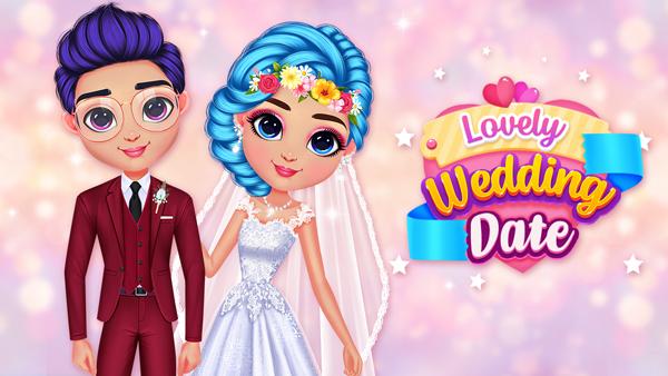 >Lovely Wedding Date