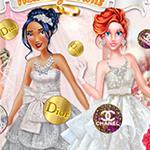 Luxury Brand Wedding Gowns!