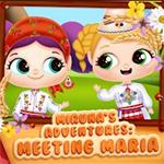 Cuộc phiêu lưu của Miruna: Gặp gỡ Maria