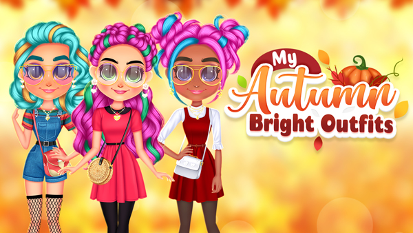 My Autumn Bright Outfits