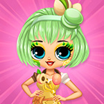 Popsy Princess Delicious Fashion