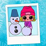 Popsy Sürpriz Kış Eğlencesi