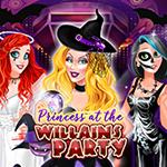 Princesa na festa dos vilões