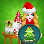 Princesa Magia Navidad DIY