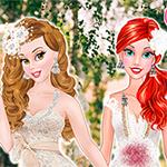Đám cưới Boho đôi công chúa
