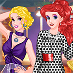 Princesses Talk Show VIP