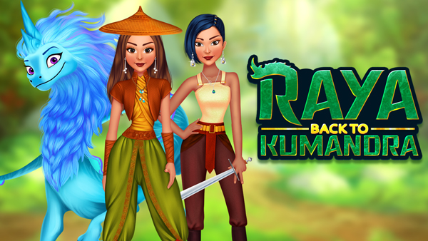 Raya Back To Kumandra