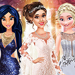 Váy cưới cho Ariana