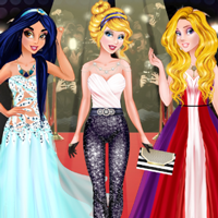 Cinderella's Red Carpet Collection