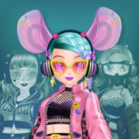 Princesse Cyberpunk 2200