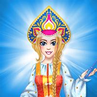 Snegurochka - Rus Buz Prensesi