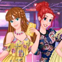 Pleins feux sur la princesse: les conseils de mode de soeur